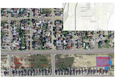 Commercial Lots & Land For Sale: 2707 Lomas Del Sur