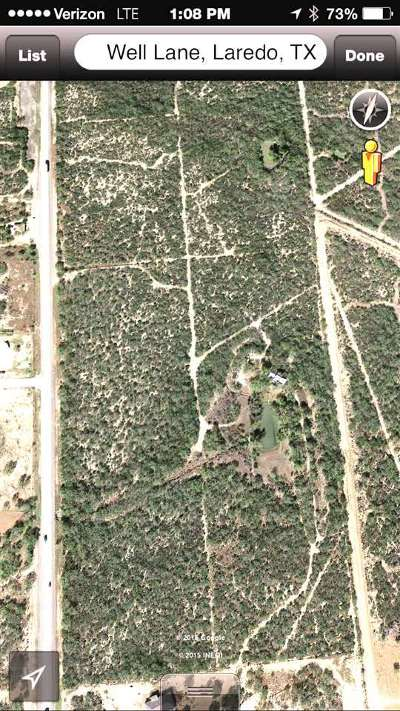 Laredo TX Residential Lots & Land For Sale: $1,500,000