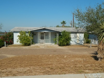 Zapata Single Family Home For Sale: 185 Sierra Vista Blvd