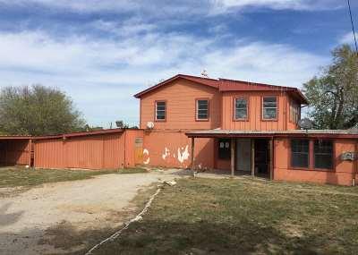 Zapata Single Family Home For Sale: 5128 Laredo Ln