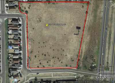Laredo TX Commercial Lots & Land For Sale: $3,000,000
