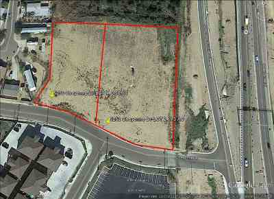 Laredo TX Commercial Lots & Land For Sale: $275,000