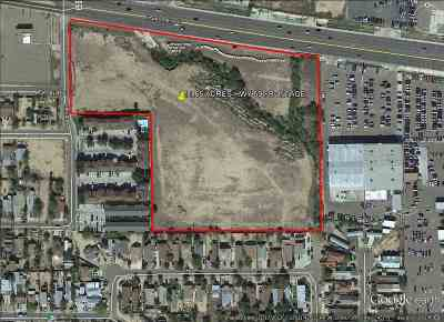 Laredo TX Commercial Lots & Land For Sale: $3,400,400
