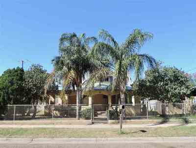 Laredo Single Family Home For Sale: 704 McPherson Ave