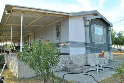 Zapata TX Single Family Home For Sale: $159,900
