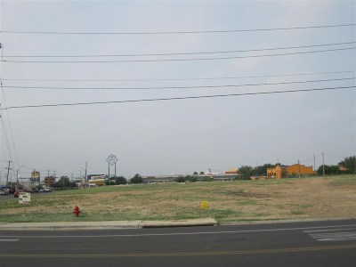 Laredo Commercial Lots & Land For Sale: 6600 McPherson Rd