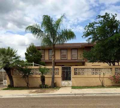 Laredo Single Family Home For Sale: 2504 Bayard St