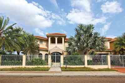 Laredo Single Family Home For Sale: 312 Lake Louise Ct