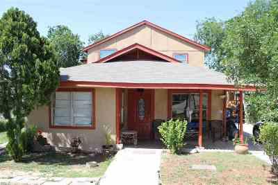Laredo Single Family Home For Sale: 5509 Cisneros St