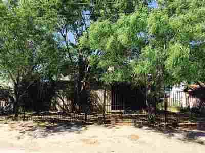 Rio Bravo Single Family Home For Sale: 1716 Patricia Ln