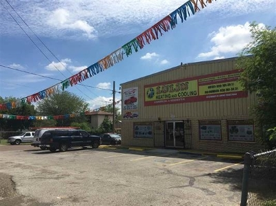 Laredo TX Commercial For Sale: $235,000