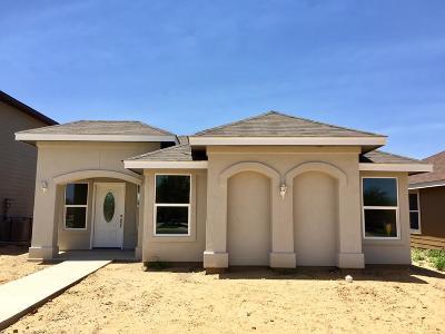 Laredo TX Single Family Home Back On Market: $135,000