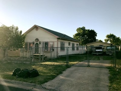 Laredo Single Family Home For Sale: 3006 Barrios St