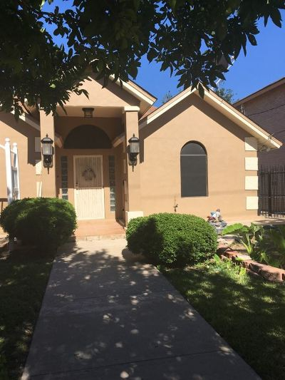 Laredo Single Family Home Option-Show: 1217 Hendricks Ave