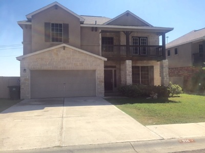Laredo Single Family Home For Sale: 215 Sabal Loop