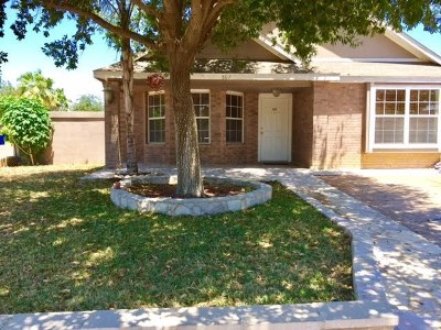 Laredo Single Family Home For Sale: 502 Seminole Cir