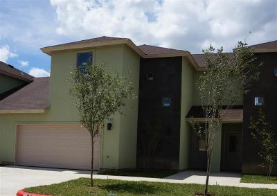 Laredo TX Condo/Townhouse For Sale: $170,000