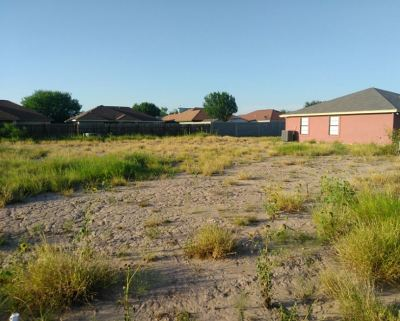 Laredo TX Residential Lots & Land For Sale: $34,900