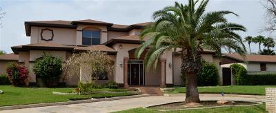 Laredo Single Family Home For Sale: 310 Manor Rd