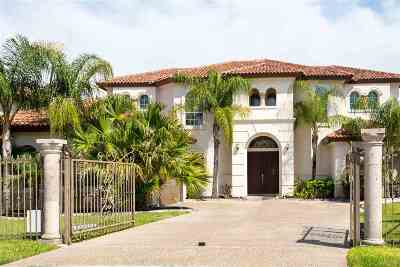 Laredo Single Family Home For Sale: 433 Lake Morraine Lp