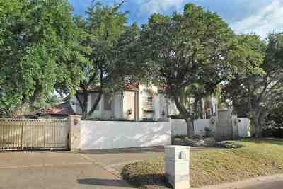Laredo Single Family Home For Sale: 101 Sunset Dr