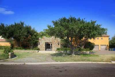 Laredo Single Family Home For Sale: 8324 Estate Dr