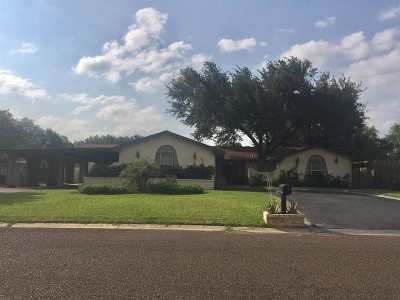 Laredo Single Family Home For Sale: 412 Surrey Rd