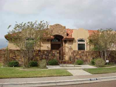 Laredo Single Family Home For Sale: 10616 Kirby Dr