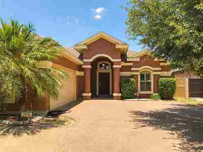 Laredo Single Family Home For Sale: 2060 Lima Lp