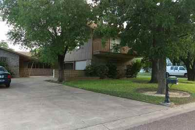 Laredo Single Family Home For Sale: 2601 Reynolds St