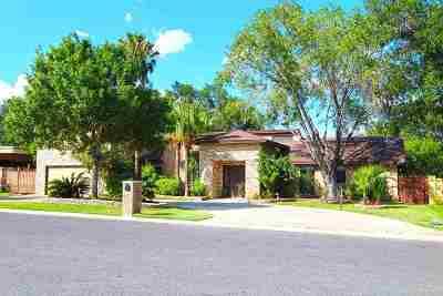 Laredo Single Family Home For Sale: 103 Merlin Rd
