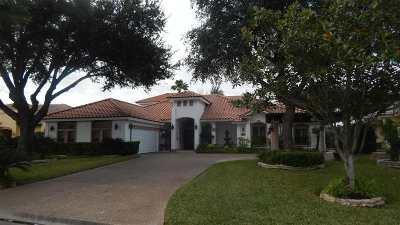 Laredo Single Family Home For Sale: 118 Azinger Dr