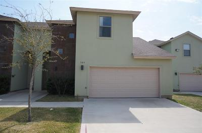 Laredo TX Condo/Townhouse For Sale: $160,000