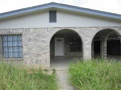 Laredo Single Family Home For Sale: 2718 Tinaja St