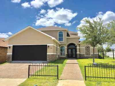 Laredo Single Family Home For Sale: 3920 Aidin St