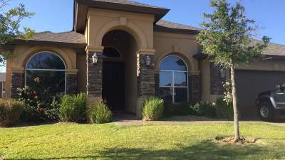 Laredo TX Single Family Home For Sale: $328,500