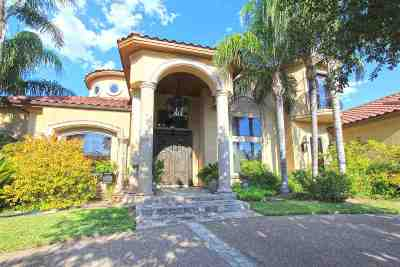 Laredo Single Family Home For Sale: 101 Norman Dr