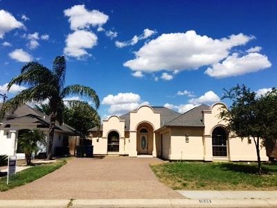 Laredo TX Single Family Home Option-Show: $184,500