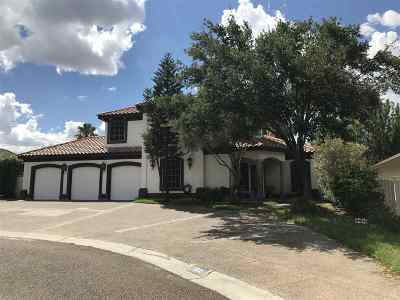 Laredo Single Family Home For Sale: 102 Lake Superior Rd