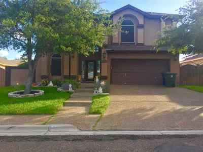Laredo Single Family Home For Sale: 123 Baffin Bay Dr