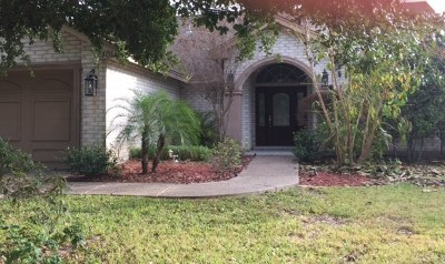 Laredo Single Family Home For Sale: 2401 Sutton Ct