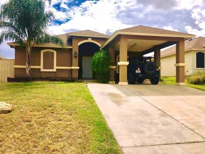 Laredo Single Family Home For Sale: 907 Witherspoon Lp