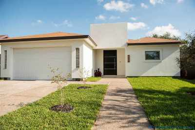 Laredo Single Family Home For Sale: 4014 Calle Puebla