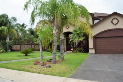 Laredo Single Family Home For Sale: 3103 Mark Twain Dr