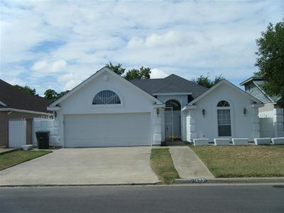 Laredo Single Family Home For Sale: 1403 Agave Dr