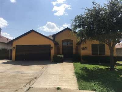 Laredo Single Family Home Option-Show: 218 Royal Oaks St