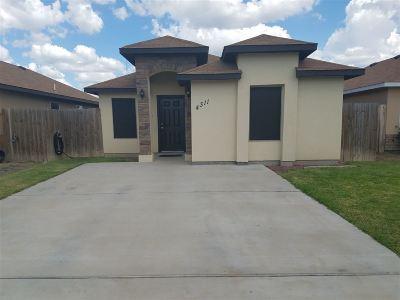 Laredo Single Family Home Back On Market: 4311 Indian River Ave