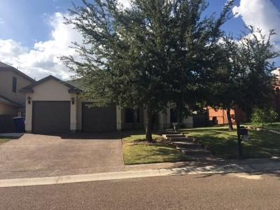 Laredo Single Family Home For Sale: 2910 Sundance Lp