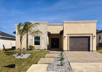 Single Family Home For Sale: 1602 Tabasco Dr