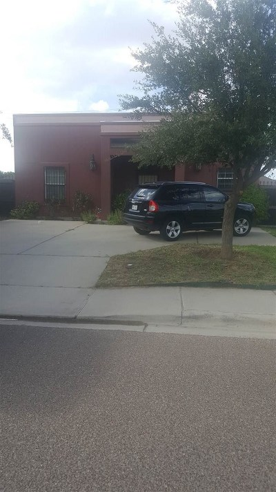 Laredo Single Family Home For Sale: 1434 Riddle Dr